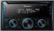Pioneer FH-S520BT Double DIN CD Receiver with Improved Pioneer ARC App Compatibility, MIXTRAX®, Built-in Bluetooth® FHS520BT