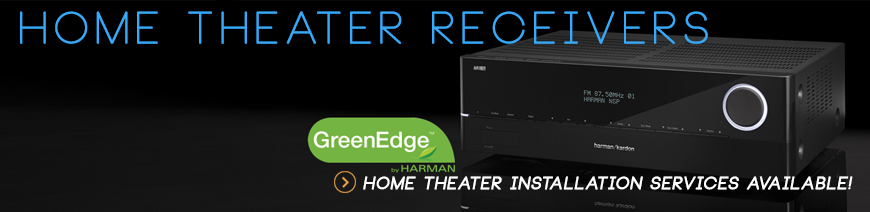 Delaware Home Theater Receivers