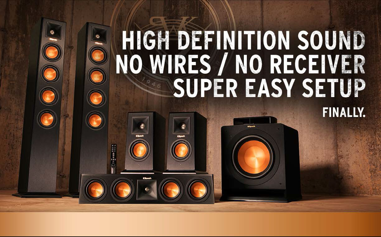 Klipsch Speakers