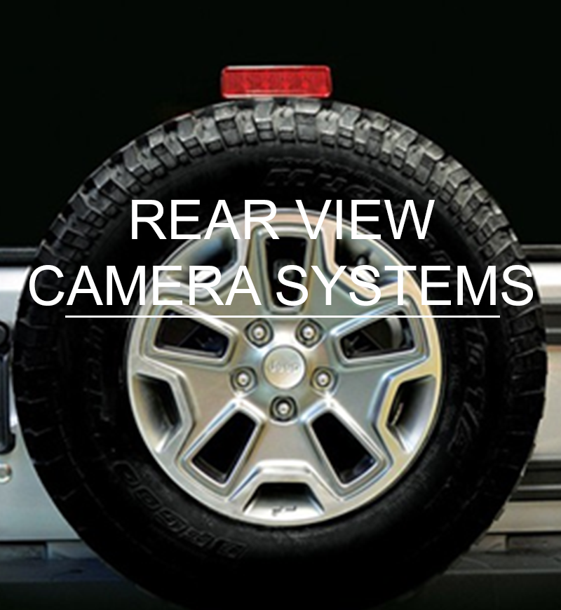 Rearview Cameras Installation