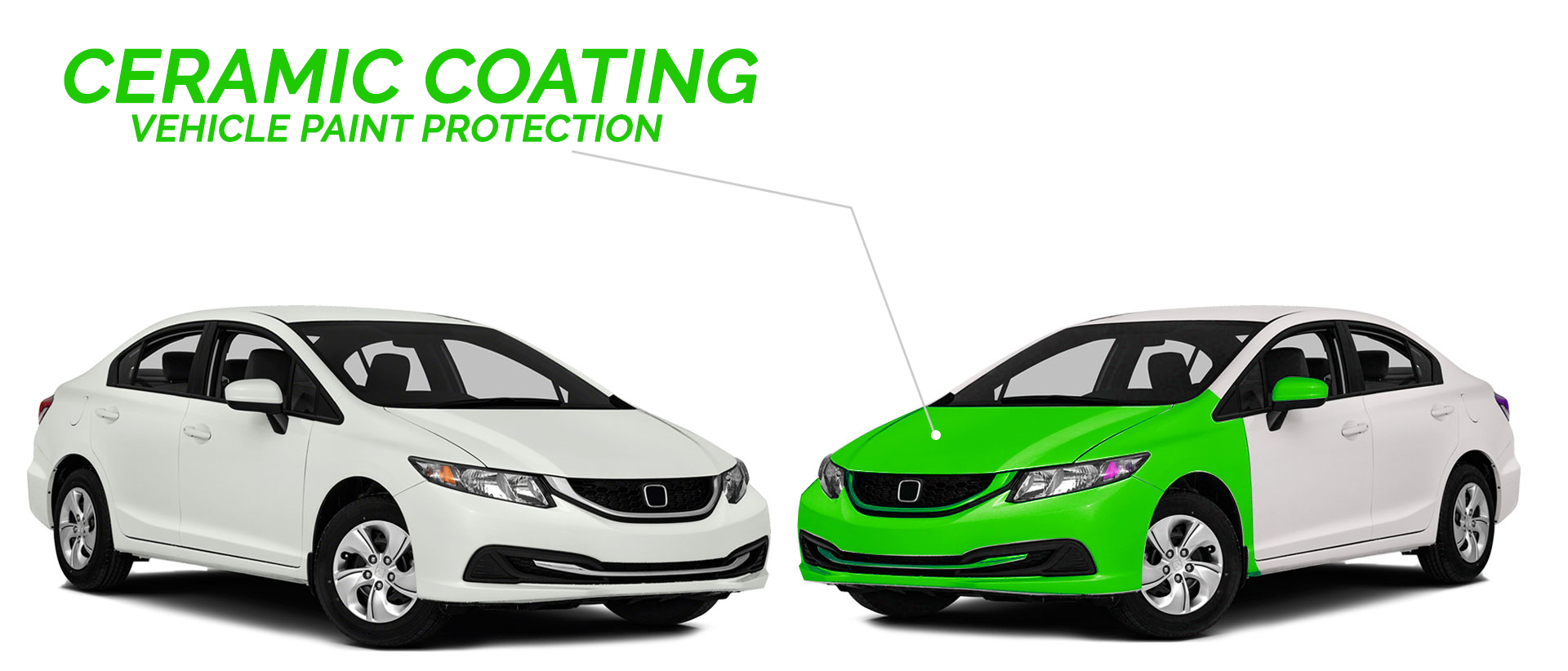 Vehicle Paint Protection Services in Delaware