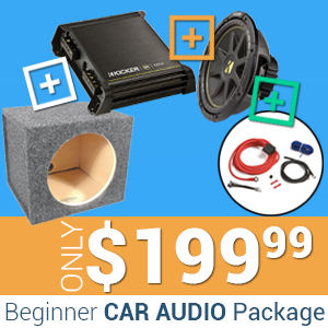 2015 Car Audio Package Deals