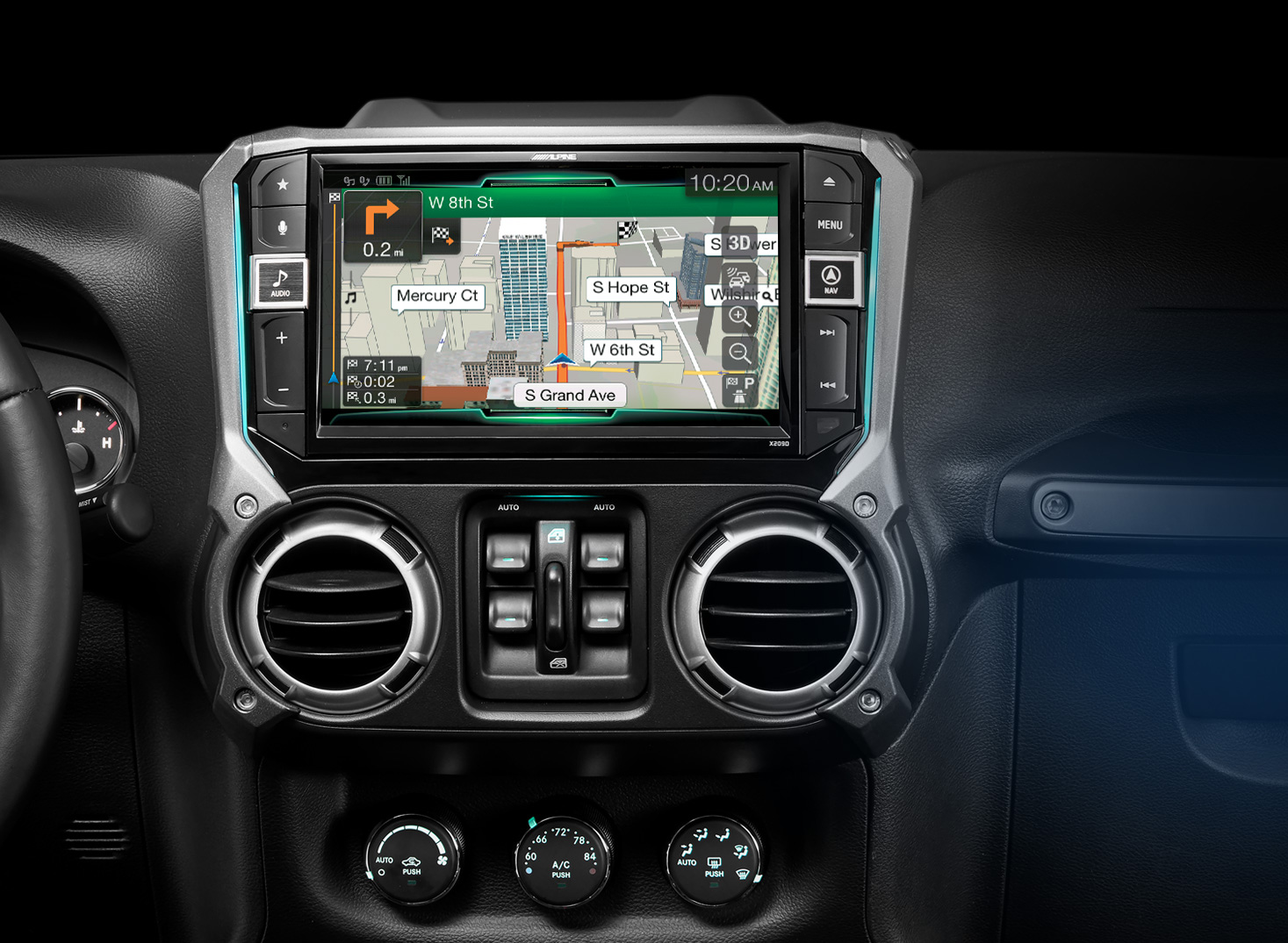 GPS Navigation Receiver Systems & Installation