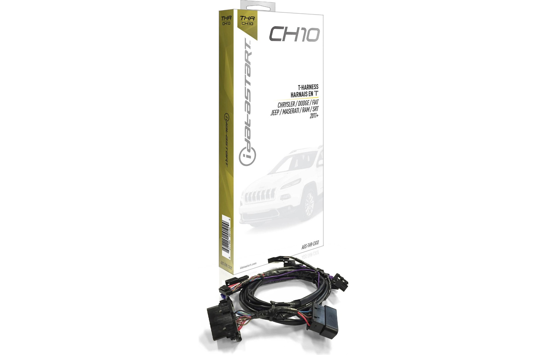iDatastart ADS-THR-CH10 Remote Start T-harness