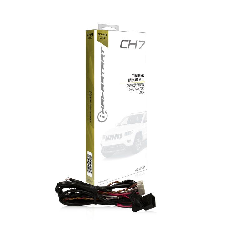 iDataStart ADS-THR-CH7 T-Harness for Chrysler with PTS 2011+