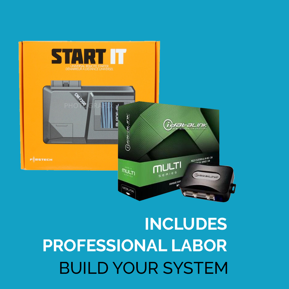 Build Your Own Remote Start System • FREE 2-Day Shipping • Audio Jam ...