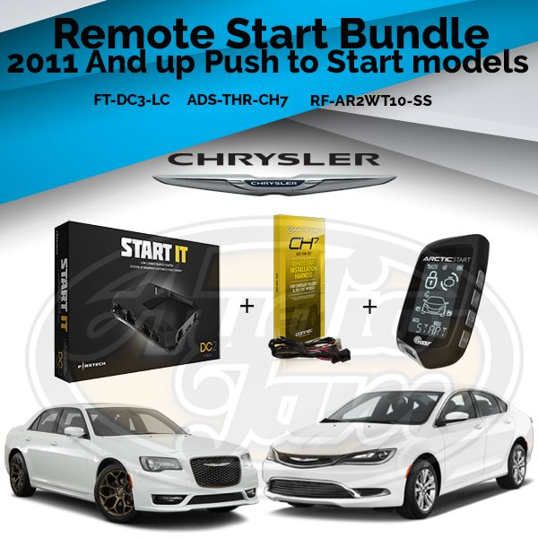 Plug-N-Play Remote Start Systems • Vehicle Specific Car Auto