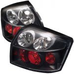 Spyder 111-AA402-BK Audi A4 02-05 Euro Style Tail Lights (Black)