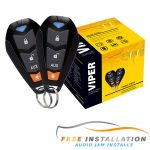 Viper 5105V Entry Level 1-Way Security and Remote Start System