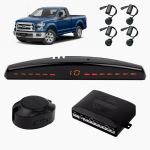 Rydeen PSR4000 Digital Ultrasonic Parking Sensors for 2015+ Ford F-150