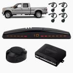 Rydeen PSR4000 Digital Ultrasonic Parking Sensors for 2015+ Ford F-250