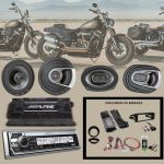 Harley Davidson 2007-2013 Street Glide Audio Package #2