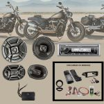 Harley Davidson 2007-2013 Street Glide Audio Package #3
