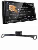 Kenwood Excelon DDX794 DVD Multimedia Receiver with FREE BOYO VTL17IRTJ Dual Mount Rear View Camera