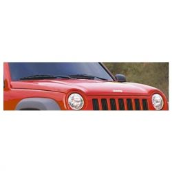 Rugged Ridge 12042.01 Hood 02-04 Jeep Liberty (KJ)
