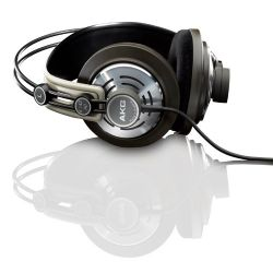 AKG K142HD Studio High-Definition Over-Ear Headphones (Black)