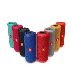 JBL Flip 3 - Splashproof Portable Wireless Bluetooth Speaker with Powerful Sound (JBLFLIP3)