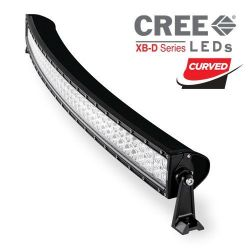 Heise HE-DRC42 42 Inch Curved Dual Row LED Lightbar