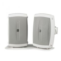Yamaha NS-AW150WH Indoor / Outdoor 2-way Speakers (White)