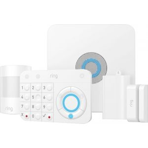 Ring 4K11S7-0EN0  Alarm Home Security Kit