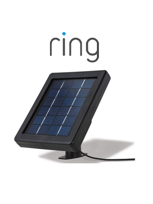 RING 88SP000FC000 Solar Panel for Stick Up Camera
