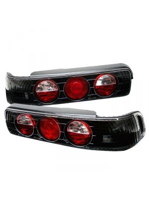 Spyder 111-AI90-BK Acura Integra 90-93 2Dr Euro Style Tail Lights (Black)