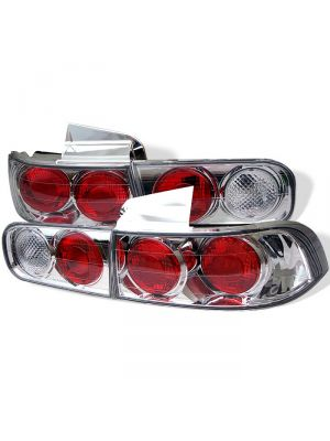 Spyder 111-AI94-4D-C Acura Integra 94-01 4Dr Euro Style Tail Lights (Chrome)