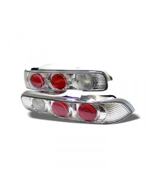 Spyder 111-AI94-C Acura Integra 94-01 2Dr Euro Style Tail Lights (Chrome)