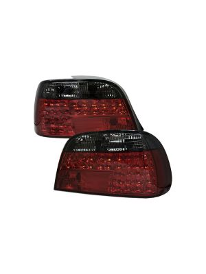 Spyder 111-BE3895-LED-RS BMW E38 7-Series 95-01 LED Tail Lights (Red Smoke)
