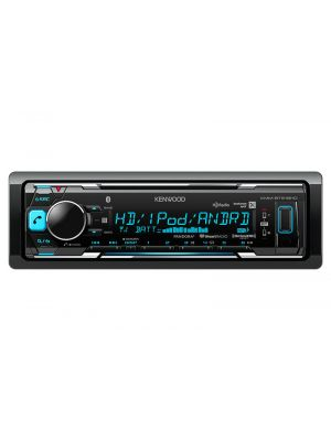 Kenwood KMM-BT518HD Digital Media Receiver with Built-in-Bluetooth & HD Radio