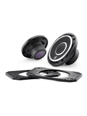 JL Audio C2-400x 4-inch Coaxial with 0.75-inch Silk Dome Tweeter (C2400x)