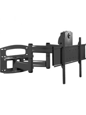 Peerless PLAV70-UNLP Series Articulating Dual Wall Arm For 42