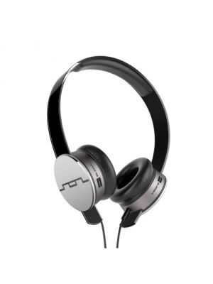 SOL REPUBLIC 1241-01 Tracks HD On-Ear Headphones with Three-Button Remote and Microphone, Black