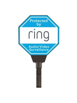 Ring 88YS000FC000 Solar Security Sign