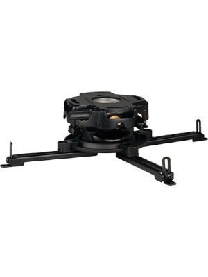 Peerless-AV PRG-UNV Precision Gear Projector Mount for Projectors Weighing Up to 50 lb (Black)
