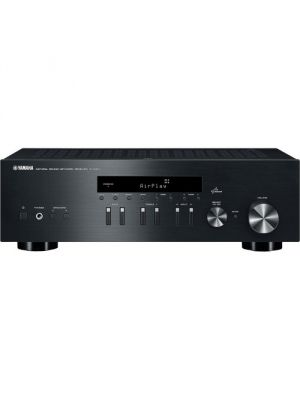 Yamaha R-N301BL 2-Channel Network Receiver (Black)