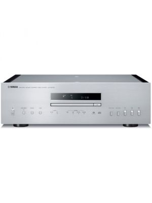 Yamaha CD-S2100 High-Grade CD Player (Silver)