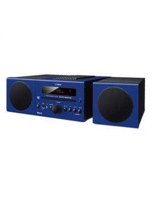 Yamaha MCR-B043BU 30W Bluetooth Wireless Music System (Blue)