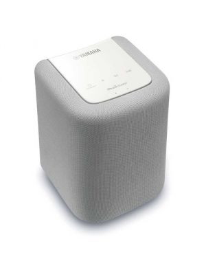 Yamaha WX-010 MusicCast Wireless Speaker (White)