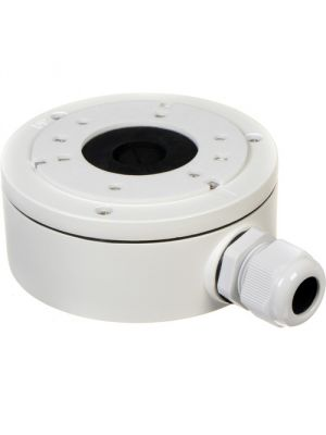 Hikvision CBXS Conduit Base Junction Box for Select Dome Cameras (White)