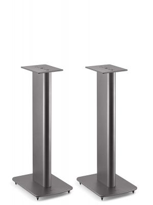 KEF Performance Speaker Stand (Titanium, Pair)