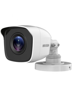 Hikvision ECT-B12F3 TurboHD 2MP Outdoor Analog HD Bullet Camera with Night Vision and 3.6mm Lens (ECTB12F3)