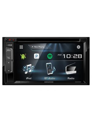 Kenwood DDX24BT 2-DIN Monitor Multimedia Receiver with Bluetooth DDX24BT