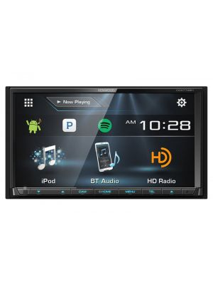 Kenwood DDX774BH 2-DIN Monitor Multimedia Receiver with Bluetooth & HD Radio