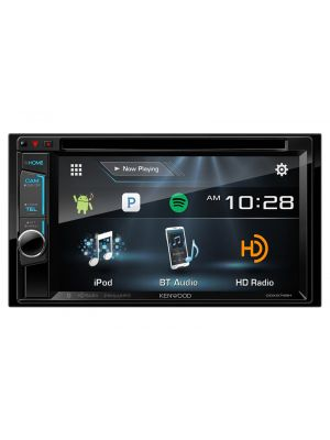Kenwood  DDX574BH 2-DIn Monitor Multimedia Receiver with Bluetooth & HD Radio