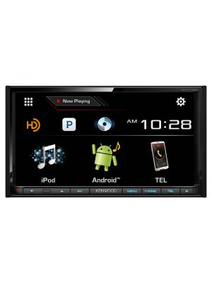 Kenwood DDX773BH 2-DIN Monitor Multimedia Receiver with Bluetooth & HD Radio