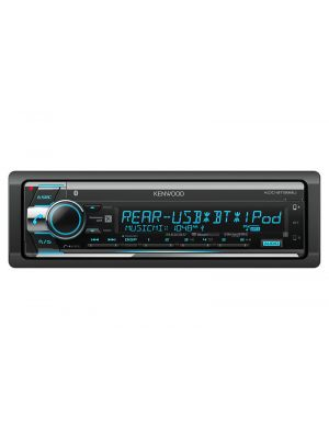 Kenwood KDC-BT568U CD Receiver with Built-in Bluetooth