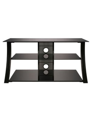 Bell'O PVS4208HG-  A/V Metal and Glass Furniture for up to 46