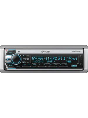 Kenwood KMR-D768BT Marine CD receiver with Bluetooth