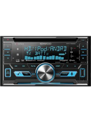 Kenwood Excelon DPX792BH CD receiver